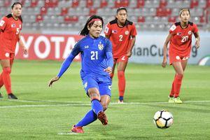 Vì sao bóng nữ Thái Lan toàn thua nhưng vẫn ngang nhiên vào tứ kết cùng Việt Nam?