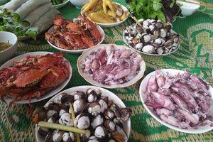 Học lỏm cách chế biến hải sản cực ngon mà đơn giản của dân biển Quảng Ninh!