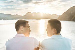 Hà Anh Tuấn, Bình Minh, Nguyễn Văn Sơn đồng loạt đam mê một thứ nước uống