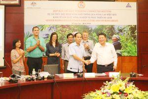 Chính phủ Australia tài trợ dự án về bình đẳng giới cho tỉnh Lào Cai và Sơn La