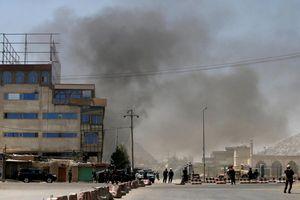Hàng loạt tên lửa tấn công vào khu ngoại giao thủ đô Kabul