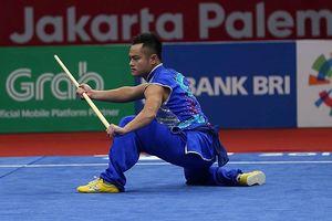 Phạm Quốc Khánh bất ngờ khi giành HCB cho Wushu Việt Nam ở ASIAD 2018