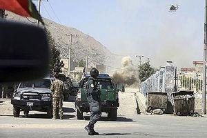 Tên lửa dội vào khu vực ngoại giao và dinh Tổng thống Afghanistan