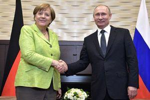Nga - Đức: 'Giảm nhiệt' căng thẳng