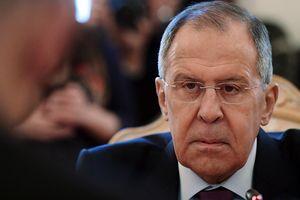 Ngoại trưởng Nga: Có 'chỉ thị mật' ngăn cản các cơ quan Liên Hợp Quốc tái thiết Syria