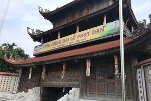 Hà Nội: Đất đang tranh chấp với chùa Tứ Liên, vì sao vẫn được cấp sổ đỏ?