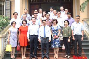 Bộ trưởng Nguyễn Ngọc Thiện gặp mặt các Đại sứ, Trưởng Đại diện cơ quan đại diện Việt Nam ở nước ngoài