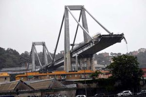 Italy tuyên bố sẽ có cầu mới trong 8 tháng tới sau vụ sập