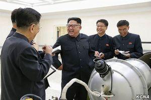 IAEA: Chưa có dấu hiệu cho thấy Triều Tiên ngừng phát triển hạt nhân