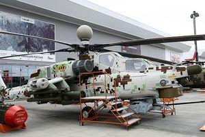 Trực thăng 'Thợ săn đêm' của Nga mạnh mẽ hơn khi được trang bị 2 loại tên lửa dẫn đường