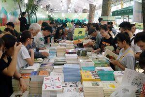 Nhiều nhà phát hành lần đầu tham gia Hội sách mùa thu