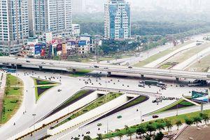 Chỉ số chất lượng không khí tại các điểm giao thông Hà Nội vẫn ở mức cao