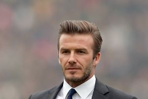 David Beckham nhận giải thưởng từ UEFA