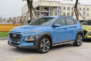Hyundai Kona ra mắt tại Việt Nam: 3 phiên bản, giá từ 615 triệu