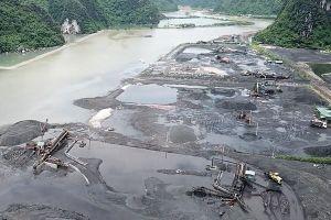 Lộ diện các cảng than lậu: Lập đoàn kiểm tra toàn diện việc sản xuất, kinh doanh than tại Cẩm Phả