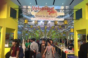 60 doanh nghiệp tham gia Tuần hàng và du lịch Việt Nam tại Thái Lan