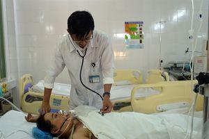 Cà Mau: Kịp thời cứu sống bệnh nhân bị đâm thủng tim