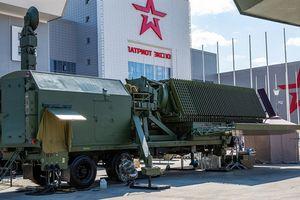 Nga trình làng radar bắt mọi mục tiêu tại Army-2018