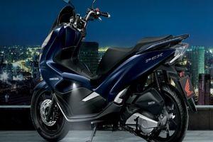 Honda PCX Hybrid mới về Việt Nam, giá ngang SH150i