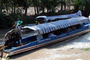 Thông tin mới vụ đò dọc chở 10 người va chạm trên sông, 1 người tử vong