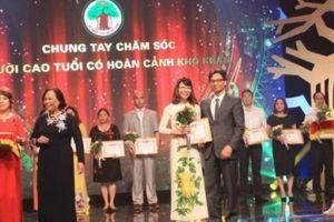 LeadViet nhận bằng khen của Trung ương Hội Người Cao Tuổi Việt Nam