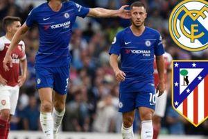 CHUYỂN NHƯỢNG (22.8): Real và Atletico 'đại chiến' vì cặp sao Chelsea