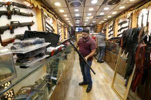 Iraq lần đầu tiên hợp pháp hóa sở hữu súng