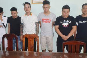 Phát hiện nhiều thanh niên 'phê' ma túy trong biệt thự ở Vũng Tàu