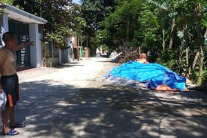 Thanh niên nghi trộm bị phát hiện, bỏ chạy tông vào đống đá tử vong