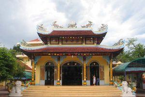 Chuyện cổ tích của một ngôi chùa