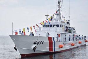Philippines nhận tàu tuần tra thứ 10 từ Nhật Bản