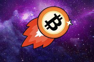 Bitcoin tăng đột biến lên 6.900 USD
