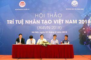 Chuyên gia gốc Việt hiến kế phát triển trí tuệ nhân tạo