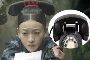 Cười ngất với các kiểu tóc hài hước trong phim cổ trang Trung Quốc