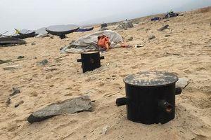 Hà Tĩnh: Ngư dân khốn đốn vì cảng cá, khu neo trú tàu thuyền bị cát vùi