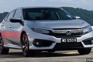 Honda CR-V và Honda Civic vào top xe bán chạy nhất thế giới đầu năm 2018