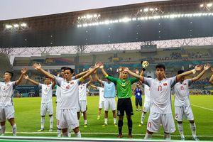 Bảng xếp hạng môn bóng đá nam ASIAD 18 mới nhất ngày 22/08