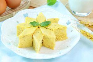 Hướng dẫn mẹ làm món bánh bí ngô thơm ngon, chứa hàm lượng canxi cao gấp 7 lần sữa