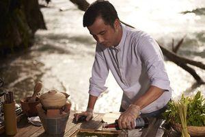 Top chef Võ Hoàng Nhân ra biển tìm cảm hứng món mới