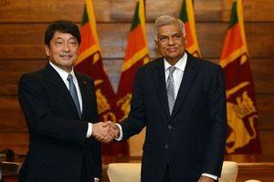 Sri Lanka trông đợi viện trợ của Nhật để phát triển cảng Trincomalee