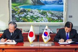 Hàn Quốc gia hạn thỏa thuận chia sẻ tình báo với Nhật Bản