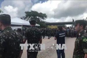 Di chuyển người nhập cư từ cực Bắc về miền Nam Brazil
