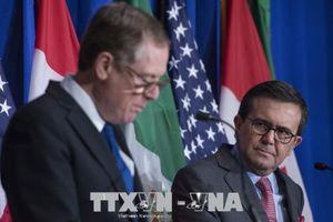 Mỹ và Mexico trì hoãn các cuộc đàm phán sửa đổi NAFTA