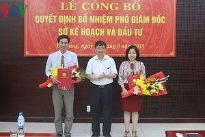 Đà Nẵng có thêm hai Phó Giám đốc qua thi tuyển