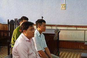 Vụ hai cán bộ QLTT Sóc Trăng bị truy tố: Tòa trả hồ sơ