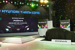 Lễ ra mắt mẫu B-SUV hoàn toàn mới Hyundai Kona