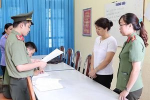 Gian lận điểm thi THPT quốc gia ở Sơn La: Thêm một đối tượng bị khởi tố