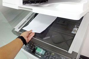 Gói thầu Máy photocopy tại Bình Dương: Nhà thầu 'phản ứng' với kết quả chấm thầu
