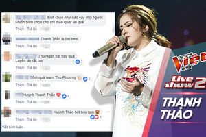 Đây mới là thí sinh gây nhiều tiếc nuối nhất trong Liveshow 2 - Giọng hát Việt 2018?