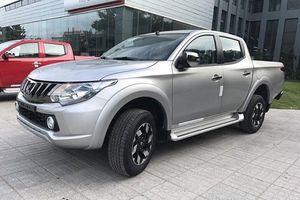 Mitsubishi Triton 2018 cập bến Việt Nam, giá giảm 20 triệu đồng